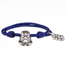 Pulseira Star Wars Trooper Azul